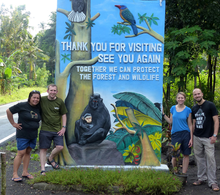 Sulawesi conservation trip