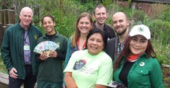 Conservation ambassadors bring optimism to Devon