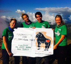 Keepers conquer Three Peaks